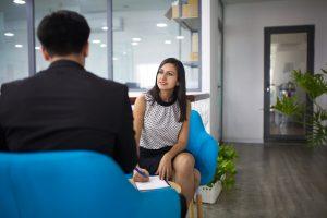 ראיון עבודה באנגלית